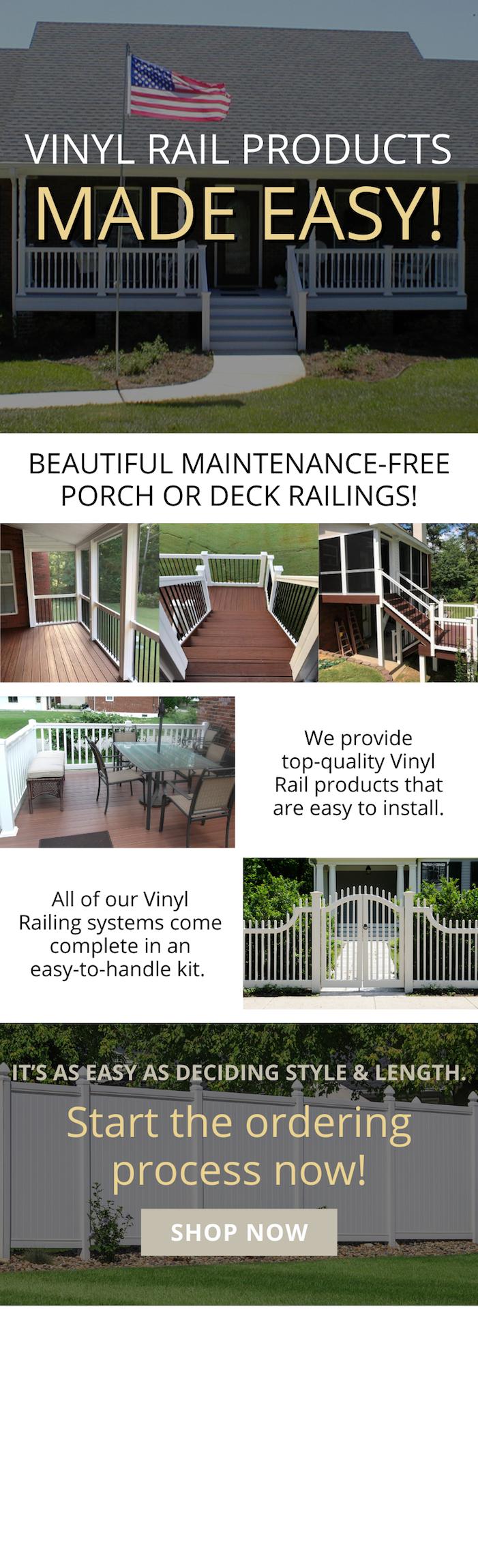 Vinyl Rail Depot July 2021 Email